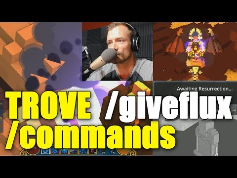How To /TROVE Commands