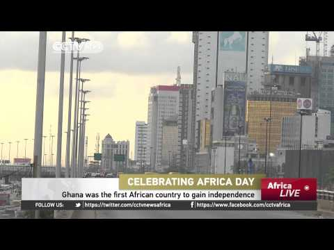 Ghana marks Africa Day with a public holiday