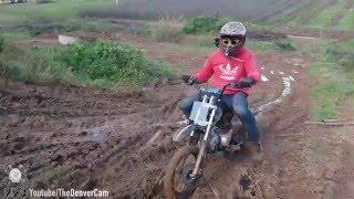 P.D.G Lifestyle Enduro pit bike 125 mud