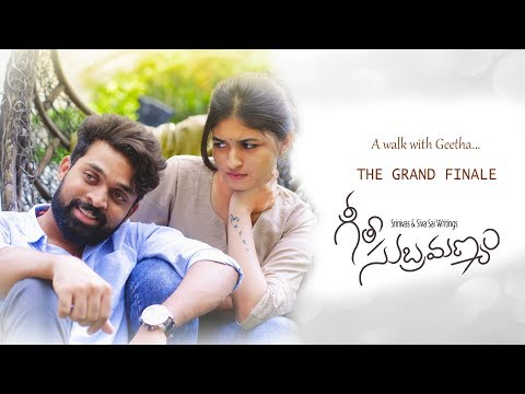 Geetha Subramanyam | The Grand Finale | - A Walk With Geetha - Wirally originals