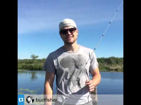 Top of the week- The Bud Fisher Fishing Show