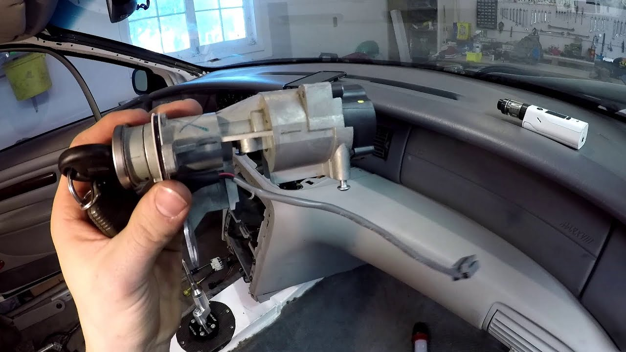 Ignition Switch Repair Plymouth Neon Youtube