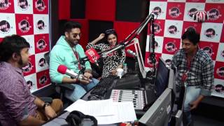 Abhishek Bachchan And Asin Sing Chaar Shanivar | All Is Well | In Studio | Fever 104 FM