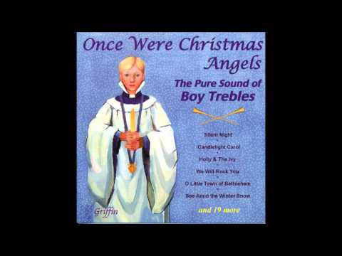 Unknown choirboy sings Little Jesus Sweetly Sleep, We will rock you