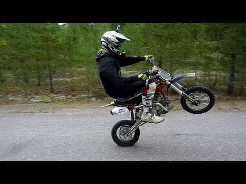 YCF 150 Pit Bike - Ride For Fun