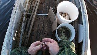 как сделать продольник для рыбалки своими руками