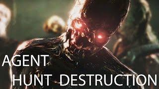 Resident Evil 6 Remastered (PS4) WORLDS BEST Agent Hunt Kills