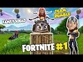 FORTNITE #1! BLOX4FUN Family SQUAD Team Rumble Victory royale, Funny Moments