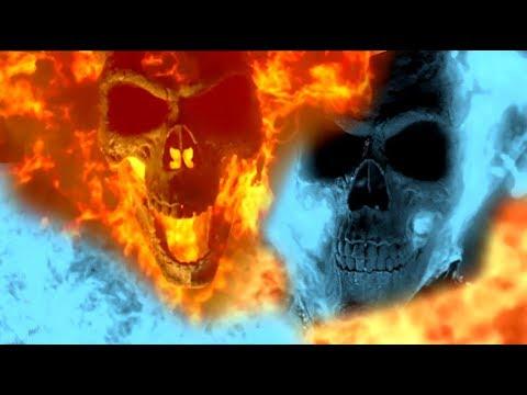 Angel Rider Vs Ghost Rider ☠️ Fight Scene HD (Fan Made)