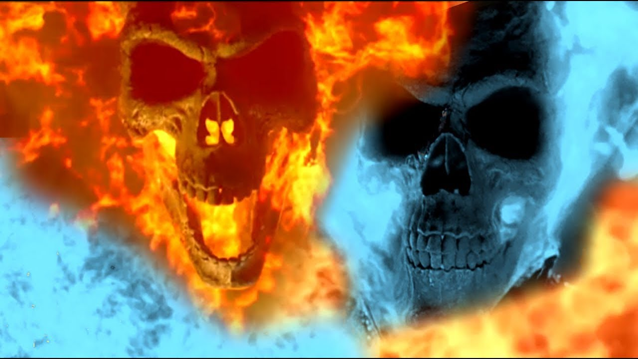 angel rider vs ghost rider ☠ fight scene hd (fan made) - youtube