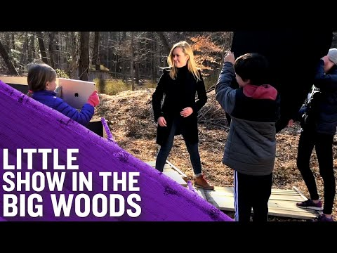 Little Show in the Big Woods | Full Frontal on TBS