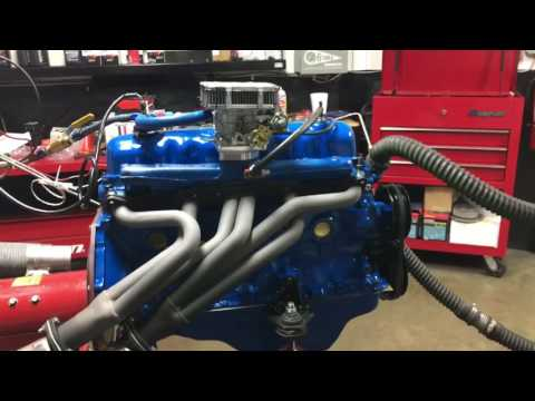 WCH Racing Engines 250 Ford