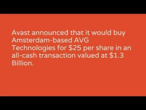 Antivirus firm Avast to Buy its rival AVG for $ 1.3 Billion | CR Risk Advisory