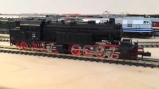 Arnold BR96 016 - Spur N - Soundtest mit Uhlenbrock 32300