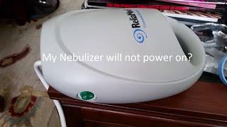 Nebulizer Compressor Blown Fuse Repair