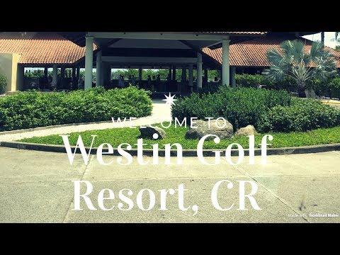 Westin Golf Resort, Costa Rica