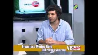 Francisco Merino Roig habla de Política