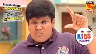 Goli Questions Jetalaal   Tapu Sena Special   Taarak Mehta Ka Ooltah Chashmah