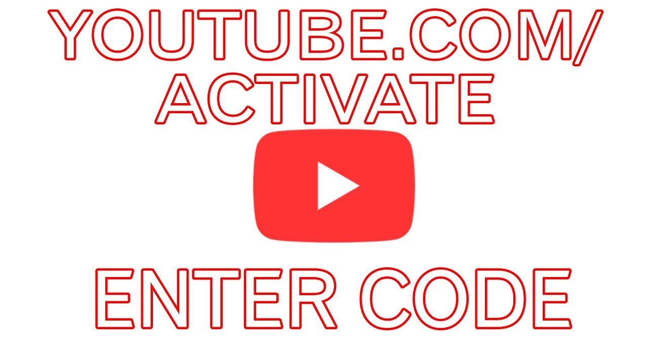 youtube.com/activate enter code - YouTube