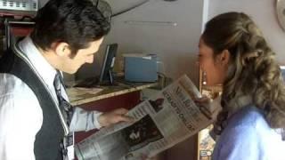 Baraboo News Republic, The Mourning Hour Production,ndon Barash, Shevaun Kastl