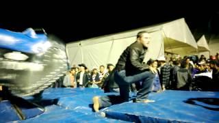 Anyelo en Torito, Feria de Jilotepec 2013