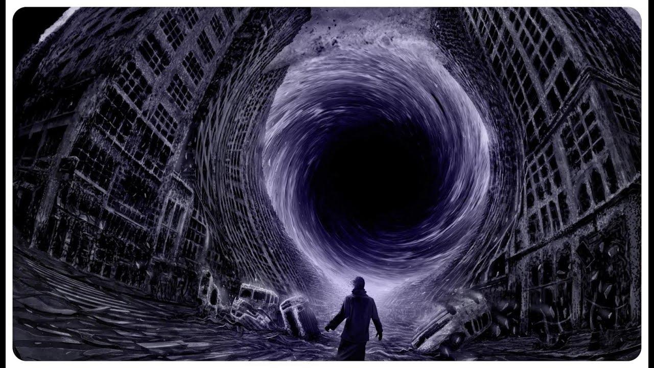 Really Slow Motion - Black Hole - YouTube