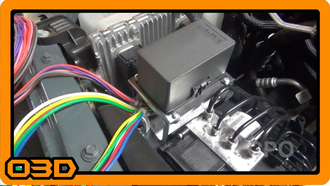 2013 Jeep Wrangler Engine Wiring Diagram Waterproof Fuse Relay Box Wfrb Install And Review Youtube