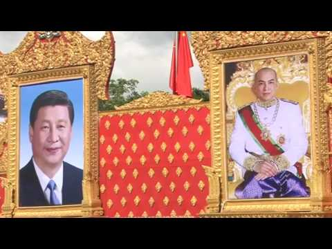 Xi Jinping  Chinese President  two-day state visit to Cambodia, OCTOBER 2016