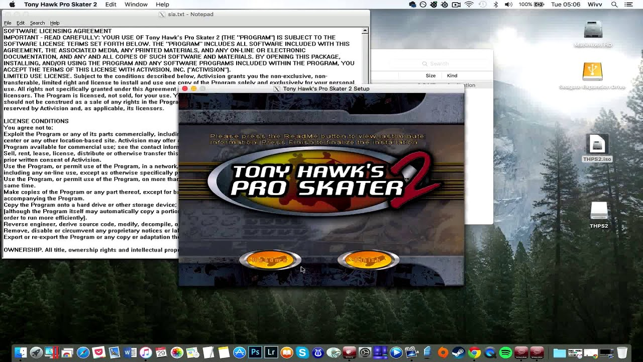 Tony hawk pro skater hd download