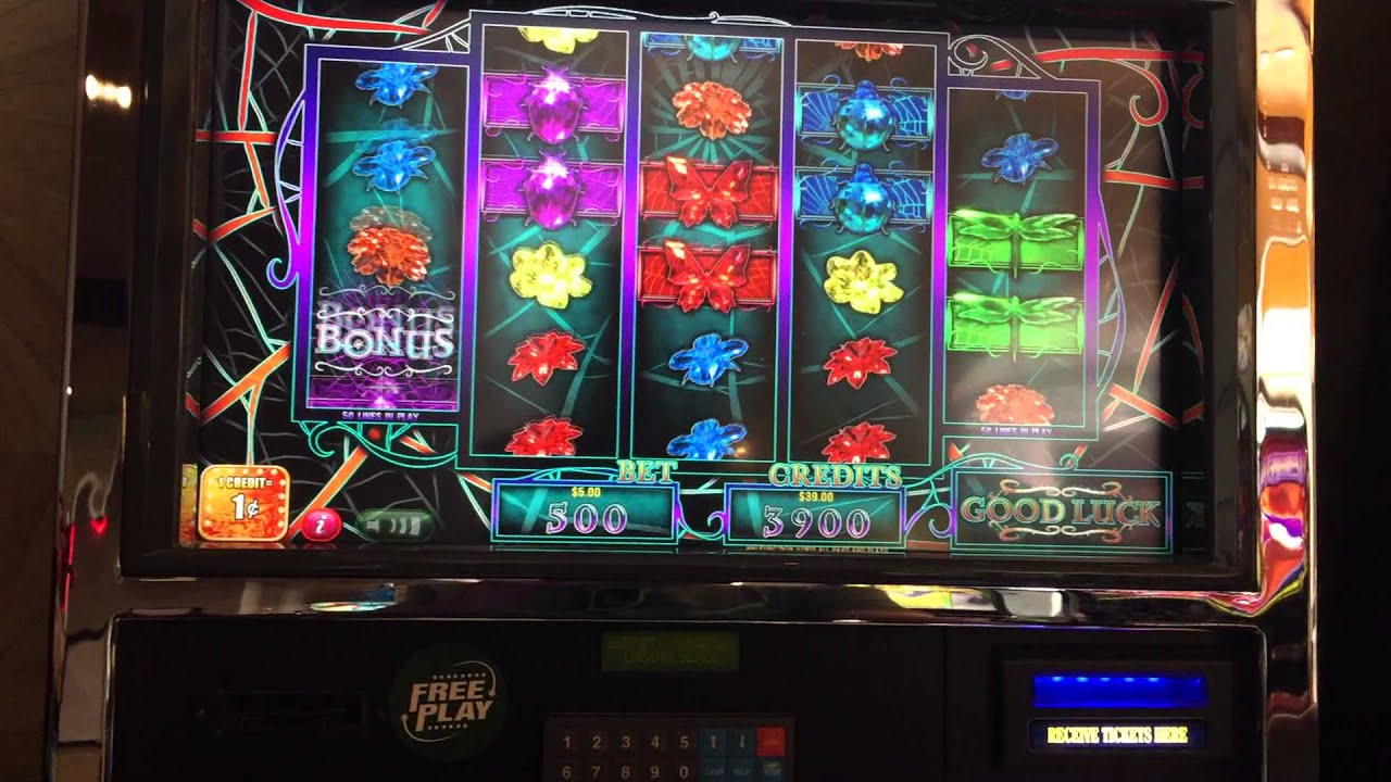 play dragon crystal slot machine
