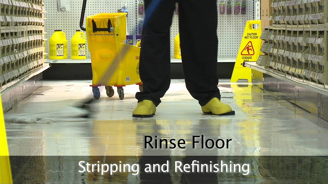 Simoniz release floor stripper