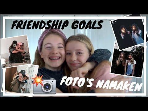 FRIENDSHIP GOALS FOTO'S NAMAKEN 💋 | Met Eef