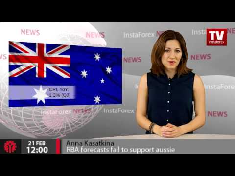 RBA forecasts fail to support aussie