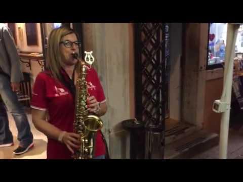 The Brass Folkers - Live in Belluno _ Al Duomo
