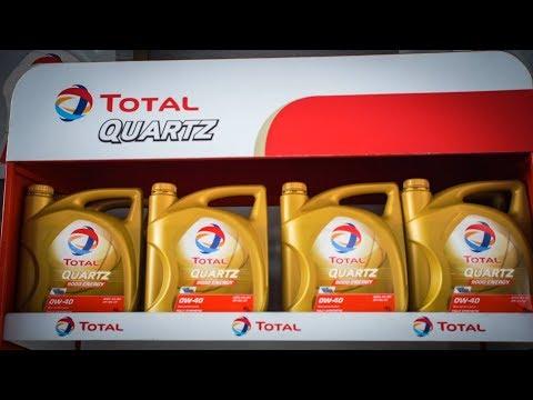 [Advertorial] รีวิวน้ำมันเครื่อง Total Quartz 9000 Energy 0w40 กับรถที่ผ่านการใช้งานกว่า 2 แสน กม. - วันที่ 26 Oct 2018