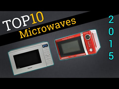 Drawer microwave ovens