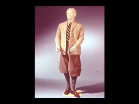 "History of Costume ""Men's Fashion"""