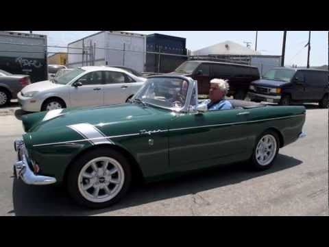 1966 Sunbeam Tiger Mark 1A - Jay Leno's Garage