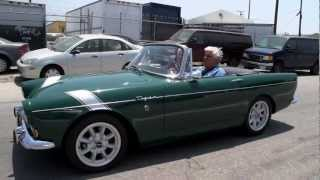 1966 Sunbeam Tiger Mark 1A - Jay Leno