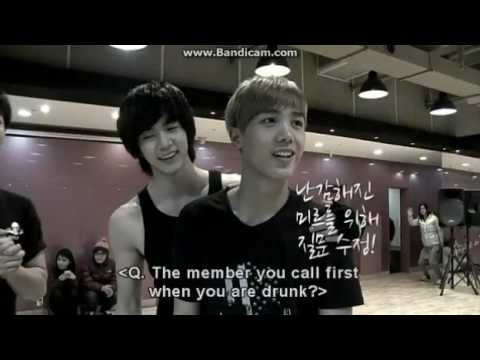 [Eng Sub] MBLAQ - This Is War Story DVD Making Film - Perfomance - Part 1
