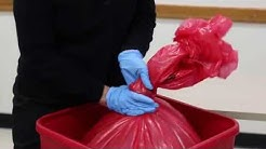 How to Prepare Medical Waste For Shipment