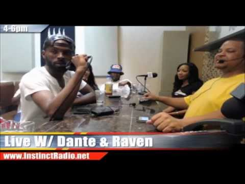 Live with Dante and Raven BMB (Brilliant Mind Brothers) Takeover