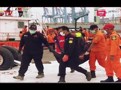 Tim SAR Temukan 28 Jenazah Korban Lion JT 610 yang Terbawa Arus Laut - BIP 04/11 Mp3