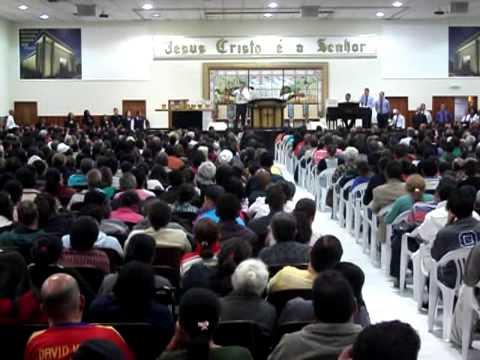 Congresso com Pastor Wesley Martins