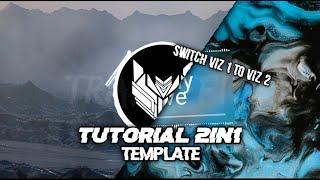 TUTORIAL 2in1 switch Template   Cara membuat Template Avee player [ TRAPOFFICE ]