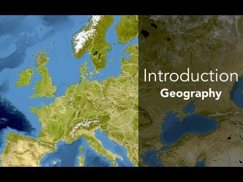 1B: Introduction-Geography