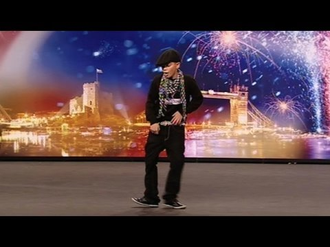 Aiden Davis - Britain's Got Talent - Show 6 thumbnail