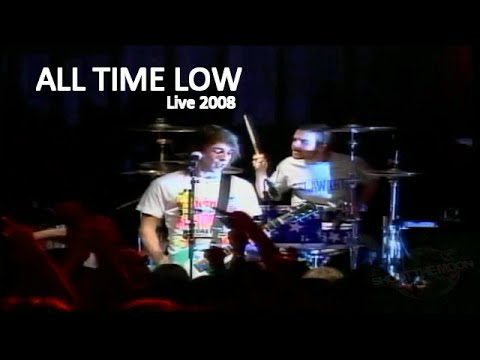 ALL TIME LOW Live - Full Set -Feb 2008 (Multi Camera)