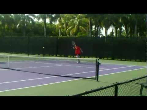 Brandon Green Tennis Miami Key Biscayne Open Part 2