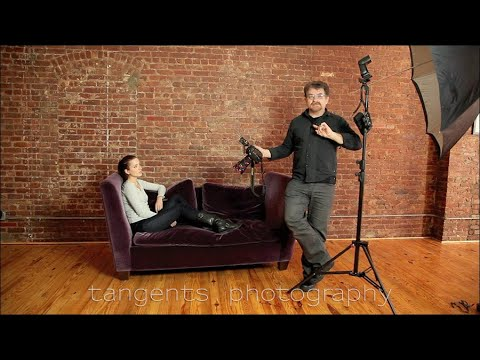 How To Use Off-camera Flash In A Simple Scenario – Where There Is No Ambient Light.